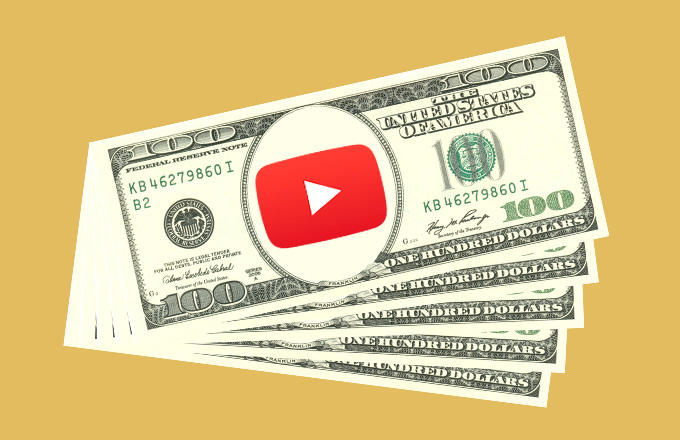 Youtube sitesinde internetten para kazanmanın incelikleri